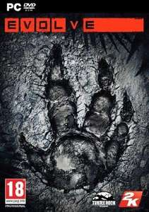 Evolve Stage 2 (Founder Edition) PC - CDKeys £1.99 (5% poss FB like)