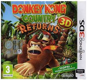 NINTENDO DONKEY KONG RETURNS 3DS for £21.94 - Sold by 3D Entertainment and Fulfilled by Amazon