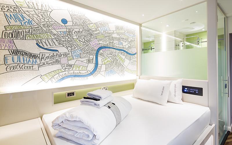 Premier Inn Westminster Abbey (London) rooms from £40.50 (from Hub Hotels/Premier Inn)