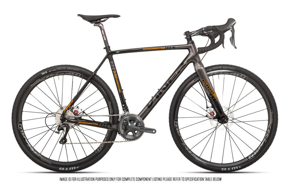 Viner Super Prestige Shimano Ultegra 6800 Cyclocross Bike £1199.99 @ Planet-X