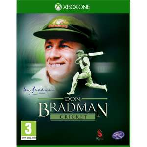 Don Bradman Cricket Xbox One Game £29.99 @ 365 games