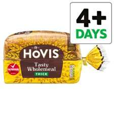 Free 800g Hovis Wholemeal Loaf on CheckOutSmart