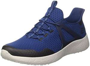 Skechers Men's Burst-Shinz Low - Top Sneakers 8& 10 £18.60 prime / £23.35 non prime @ Amazon