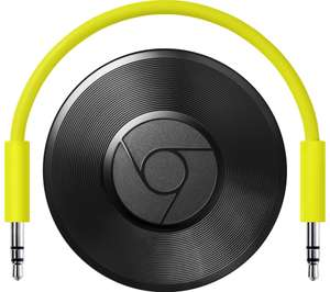Google Chromecast Audio (save £10, now £20). Collect-in store Currys/PC World
