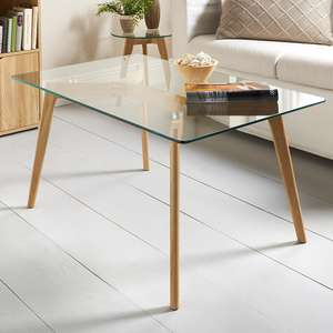 Aiden Coffee Table @ B&M was £19.99 - now £9.99