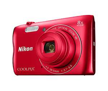 Nikon Coolpix A300. Reduced to clear - £80 @ Sainsbury's - Chippenham