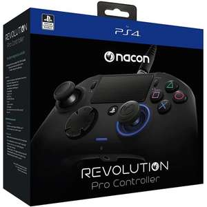 PS4 NACON REVOLUTION PRO CONTROLLER 59.95 @ The Game Collection