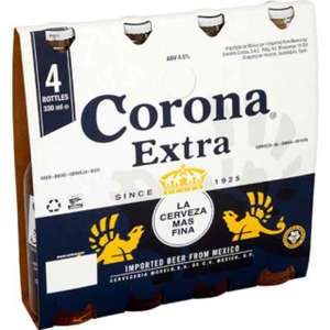 4 x 330ml Corona £2.99 @ Home Bargains