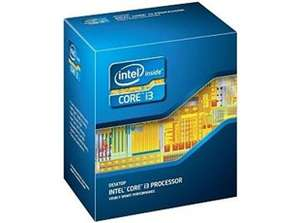 Intel Core i3 3240 3.4GHz Dual Core (Socket 1155) £22.98 @cclcomputers