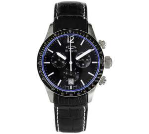 "Rotary Men's ""Les Originales"" Swiss Quartz GS90152/04 Sapphire Glass Chronograph Watch Catalogue Number 614/9075 £97.49 With Code @ Argos"