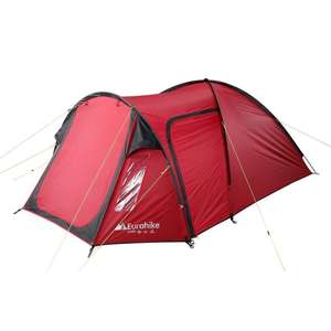 Avon Deluxe Tent - 3 Man Tent down from £110 to £65 at Millets