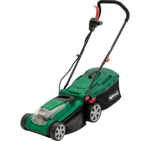 Qualcast 36V Li-ion Cordless Rotary Lawn Mower - 34cm @ Homebase £139