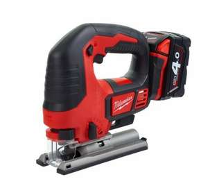 MILWAUKEE M18 BJS JIGSAW (No Battery) - Free delivery £132 - UKToolCentre