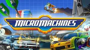 Micro machines pc £9.99 cdkeys