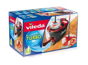 Vileda Easy Wring and Clean Turbo Microfibre Mop and Bucket Set £16 instore @ Morrisons (Widnes)