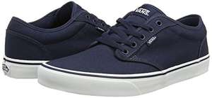 Vans Atwood, Men's Low-Top Sneakers Navy £20.25 Del @ Amazon