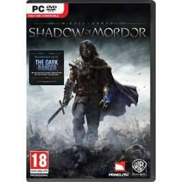 Middle-earth: Shadow of Mordor Game of the Year Edition PC  £2.49 @ cdkeys