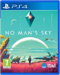No Mans Sky (PS4) Used £7.99 @ graingergames.co.uk