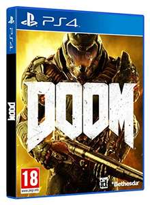 Doom (PS4) (New) £9.49 prime / £11.48 non prime from Amazon free DLC from PSN
