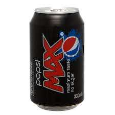 Pepsi Max for 20p per can in Asda 15x330 £3.00
