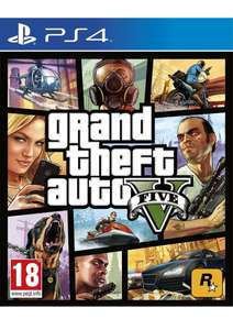 Grand Theft Auto 5 PS4 + Xbox One £19.69 @ Amazon Prime Now with code (new customers)