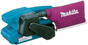 Makita 9911 3-inch 110V Belt Sander £49.99 @ Amazon