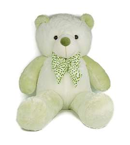 Huge 4ft teddy bear for just a tenner delivered sold by showpower FB Amazon - £ 10 prime / £14.75 non prime