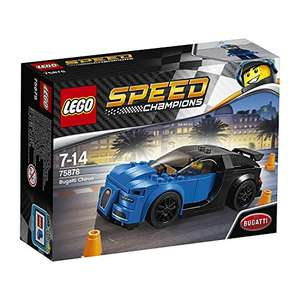 Lego Speed Champions Bugatti Chiron £10.38 with Prime £14.34 Non prime @ Amazon
