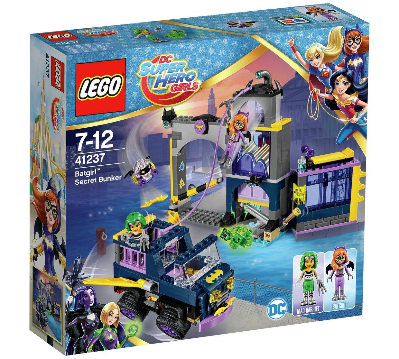 LEGO DC Super Hero Girls Batgirl Bunker (Was £39.99) £19.99 @ Argos (Plus Free Lego Batman Keyring)