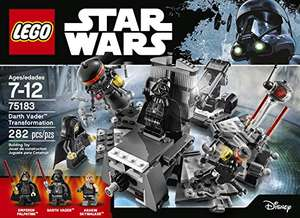 Lego Star Wars Darth Vader Transformation 14.59  @Toys R Us (+Others in desc)