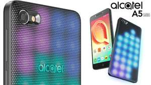Giffgaff Alcatel A5 LED Phone - £109