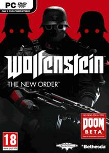 Wolfenstein: The New Order PC Download - £3.75 @ GAME