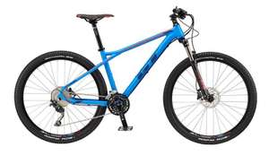 GT Avalanche Elite 2017 Hardtail Mountain Bike Blue £449 @ Rutland Cycles