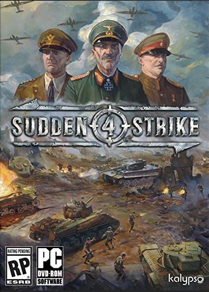 Sudden Strike 4 (Steam) £20.99 - CDkeys