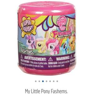 My little pony fashems @ Argos - £1.49