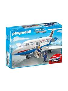 Playmobil Passenger Plane 5395 for £21.89 at Toysrus (free click and collect)