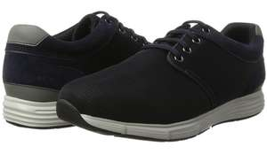 Geox Men's Uomo Dynamic a Low-Top Sneakers £25.50 Del @ Amazon