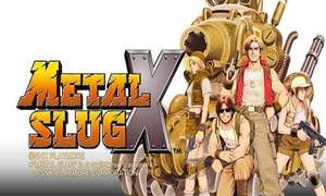 Metal Slug / Metal Slug 2 / Metal Slug 3 / Metal Slug X (DRM Free, Windows, Mac, Linux) £1.61 each @ GoG