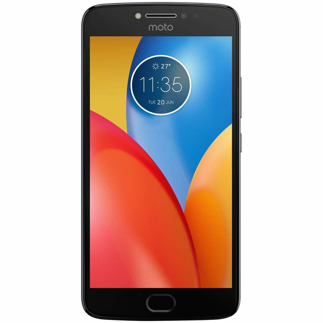 Moto E4 Plus 16GB Grey/Gold Smartphone £149.00 @ John Lewis with 2 yr warranty
