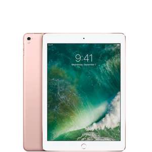 Refurbished iPad pro 9.7 wi-fi 32gb rose gold £439 @ Apple