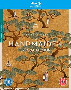 The Handmaiden Special Edition Bluray - £16 @ Sainsbury's In-Store