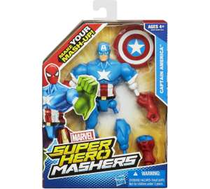 Marvel Super Hero Mashers Basic Figure £2.99 Each @ Argos (C&C)