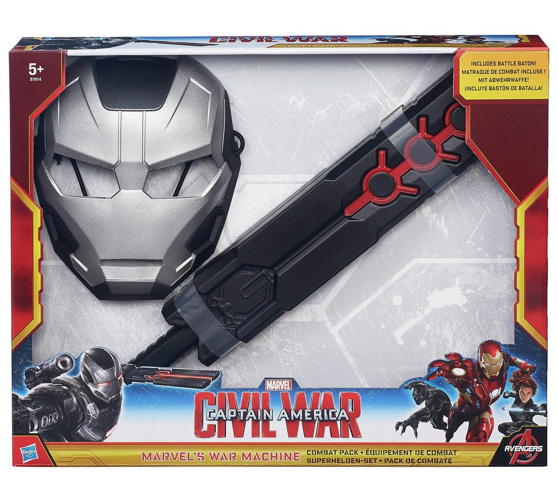 Captain America: Civil War Marvel's War Machine Combat Pack £4.99 @ Argos