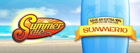 Bundle Star Summer Sale Starts after 4pm BST 7th August 2017