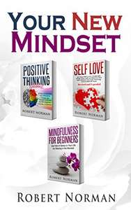 FREE Kindle ebook: Positive Thinking, Self Love, Mindfulness for Beginners: 3 Books in 1! Learn to Stay in the Moment, 30 Days of Positive Thoughts, 30 Days of Self Love (The Mindset Package) @ Amazon