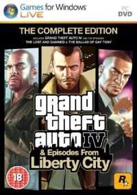 Grand Theft Auto IV 4: Complete Edition PC £7.89 @ cdkeys
