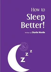 FREE Kindle ebook: How to Sleep Better @ Amazon