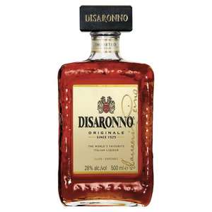 Disaronno Amaretto (500ml) was £15.00 now £11.00 @ Morrisons