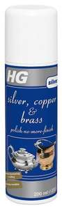 HG Silver / Copper / Brass Polish-No-More Finish - Amazon Add On Item - was £8.29, now £1.00 (save 88%)