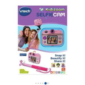 kiddizoom selfie cam - £33.99 with welcome code (£39.99 without code) @ IWOOT